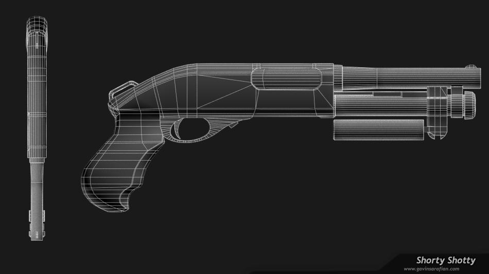 Shotgunwires